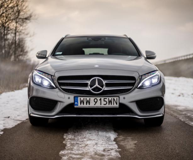 Mercedes-Benz C180 Estate | fot. Marcin Pakulski