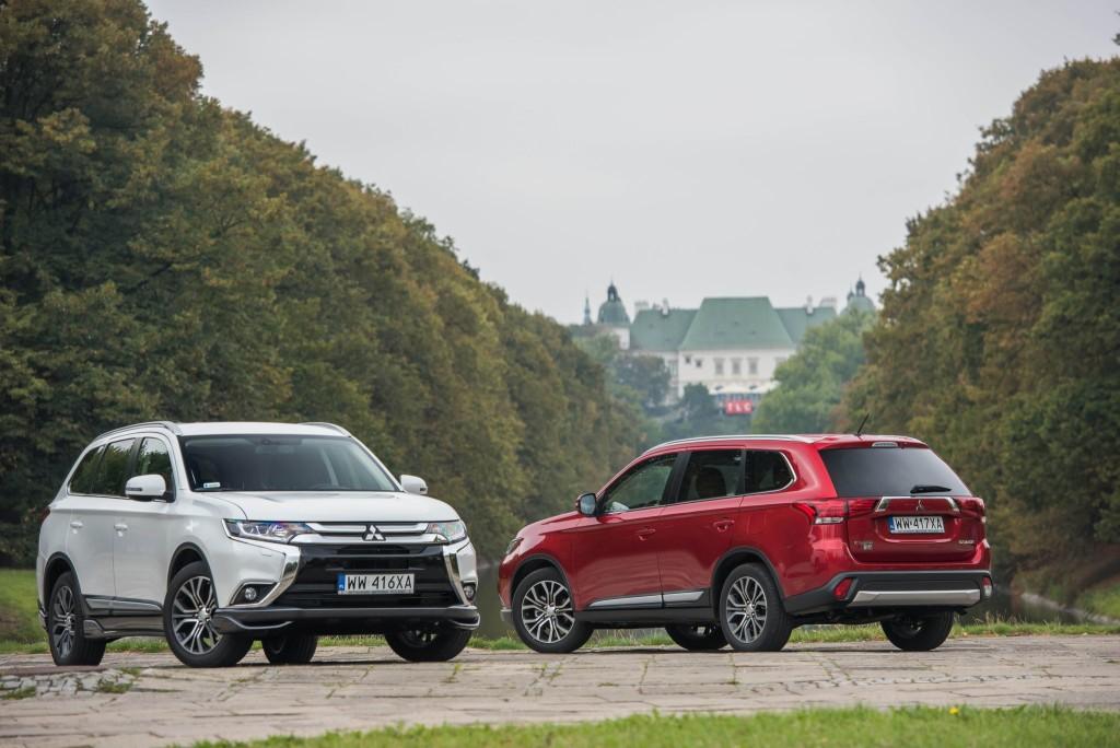 fot. Mitsubishi Motors Polska