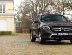Mercedes-Benz GLC 220d 4MATIC | fot. Marcin Pakulski