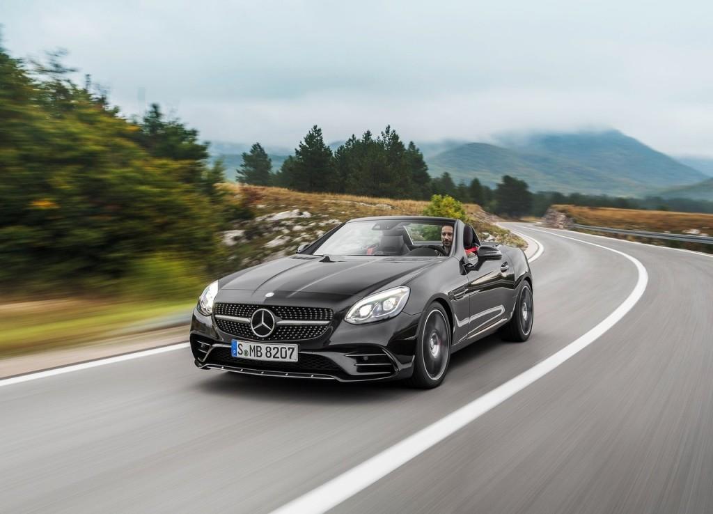 Mercedes-AMG SLC43 AMG