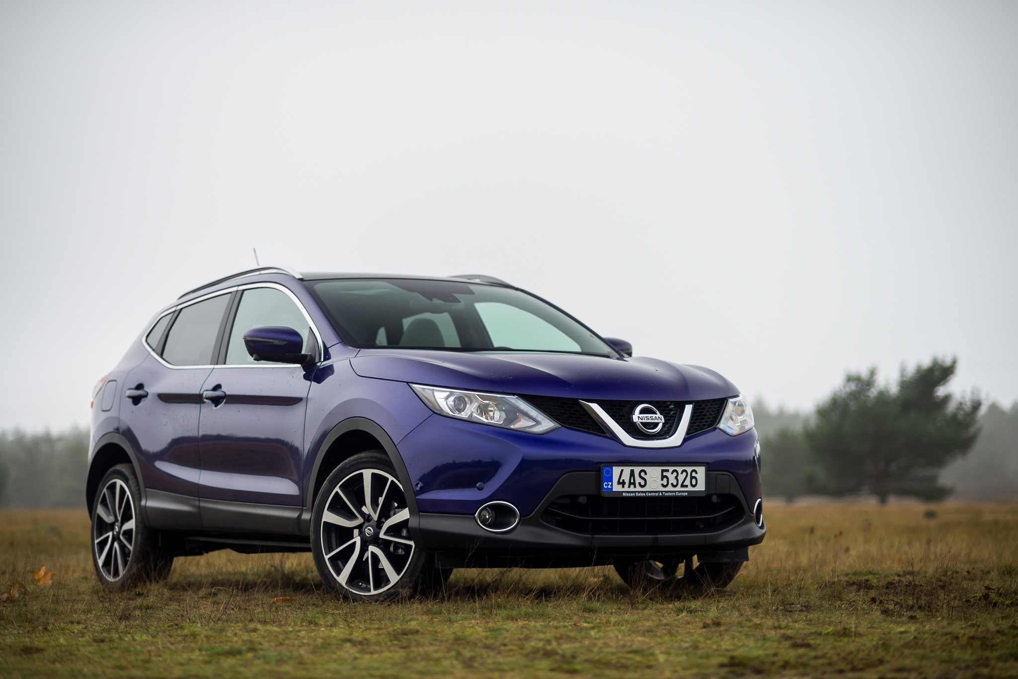 nissan qashqai 1 6 dci 4x4 tekna test project automotive. Black Bedroom Furniture Sets. Home Design Ideas