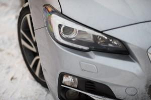 Subaru Levorg 1.6 GT-S przód lampa felga zderzak