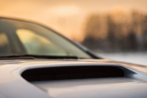 Subaru Levorg 1.6 GT-S przód maska wlot powietrza