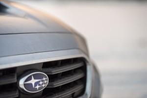 Subaru Levorg 1.6 GT-S przód grill znaczek zderzak