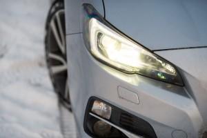 Subaru Levorg 1.6 GT-S lampa przód led zderzak
