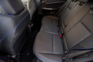 Subaru Levorg 1.6 GT-S tylna kanapa fotele isofix