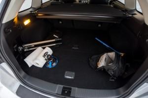 Subaru Levorg 1.6 GT-S bagażnik pojemność