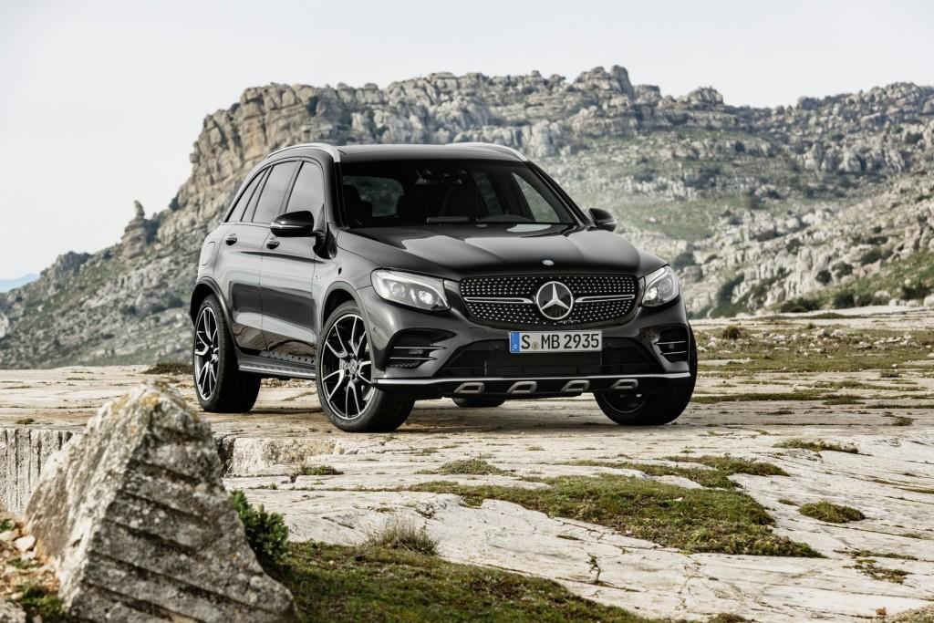 Mercedes-AMG GLC 43 (X 253)