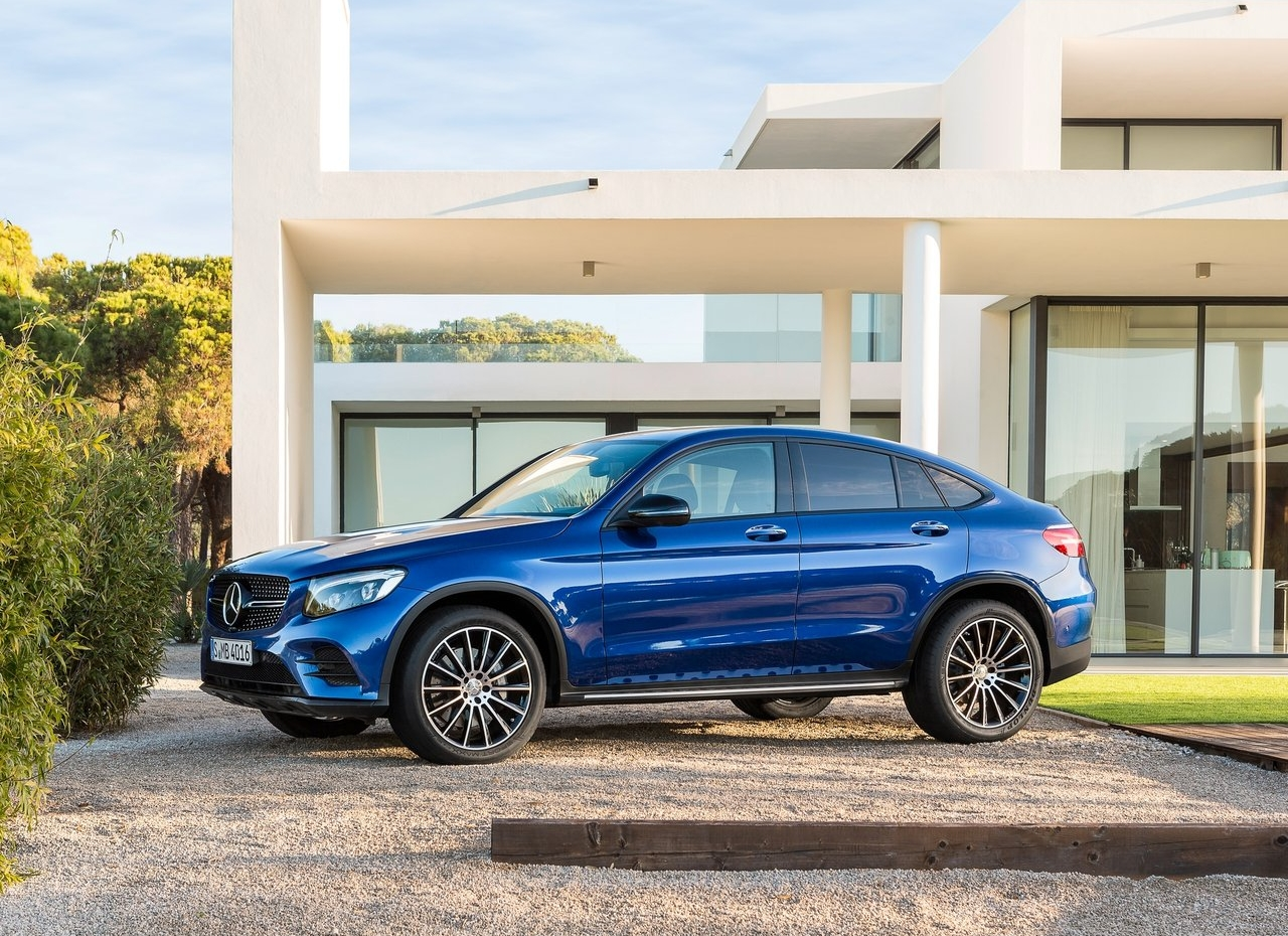 mercedes benz glc coupe bmw x4 z gwiazd project. Black Bedroom Furniture Sets. Home Design Ideas