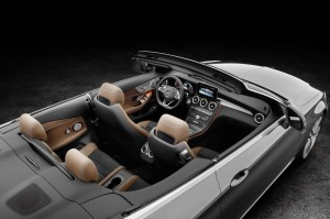 Mercedes klasy C Cabriolet