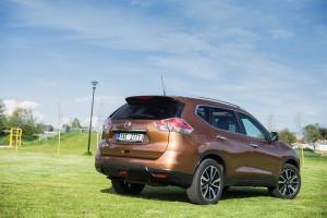 2015 Nissan X-Trail | fot. M.Pakulski