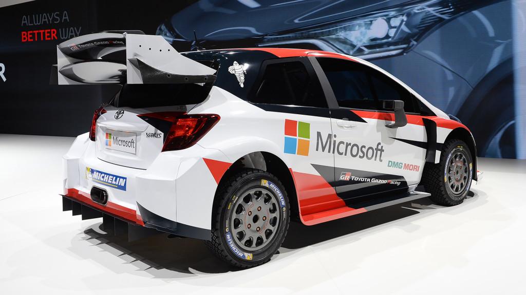 2017 Toyota Yaris WRC fot motor1.com