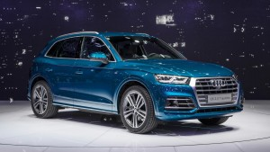2017 Audi Q5 fot. motor1.com
