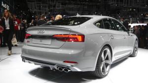 2017 Audi S5 Sportback fot. motor1.com