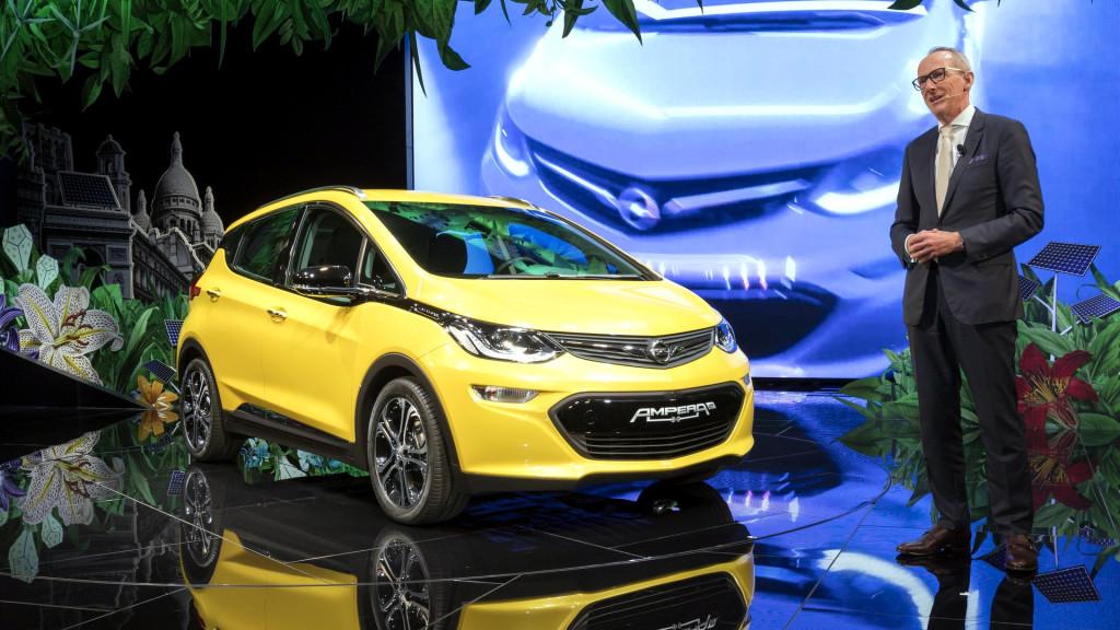 2017 Opel Ampera-e fot. motor1.com