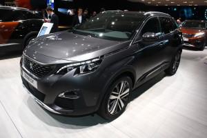 2017 Peugeot 3008 fot. carscoops.com