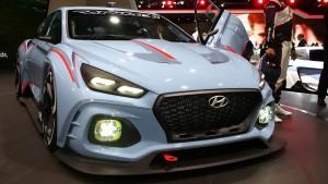 Hyundai RN30 Concept fot. motor1.com