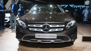 Mercedes-Benz E-class All-Terrain fot. Motor1.com