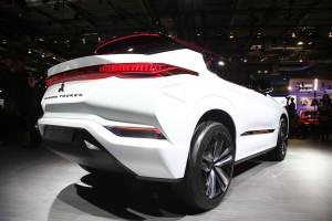 Mitsubishi GT PHEV Concept fot. carscoops.com