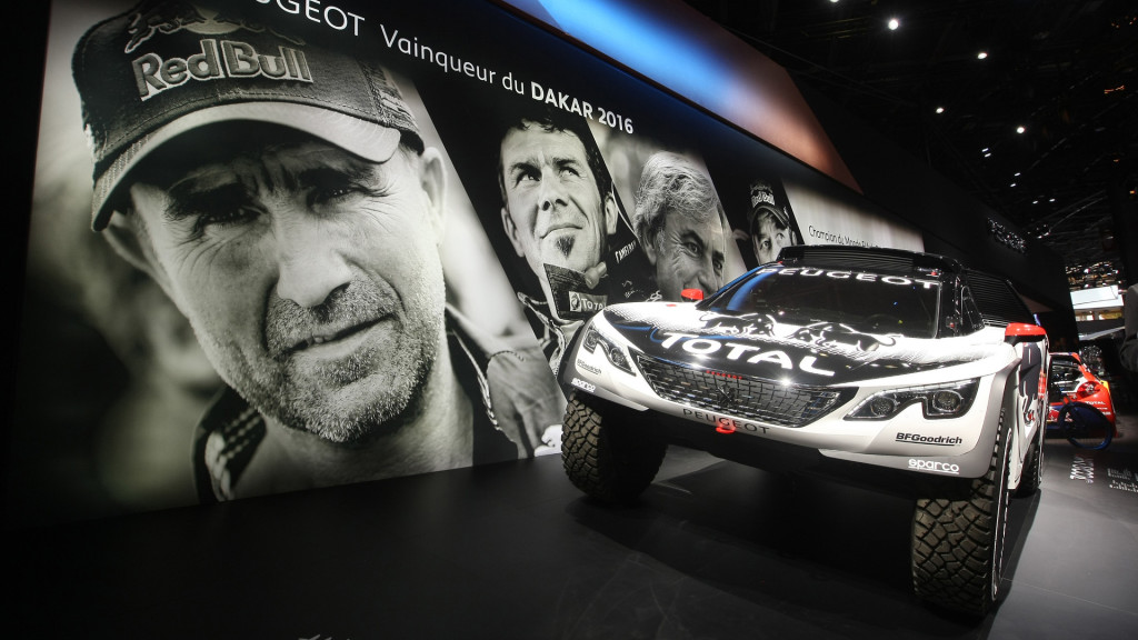 Peugeot 3008 DKR fot. motor1.com