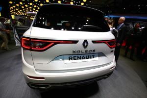 2017 Renault Koleos fot. motor1.com