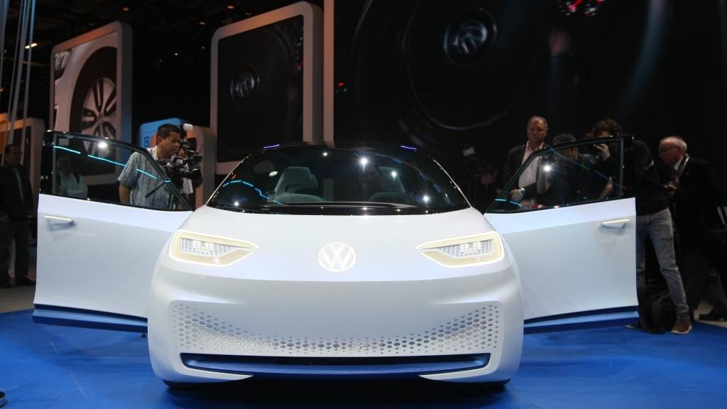 Volkswagen I.D. Concept |fot. motor1.com