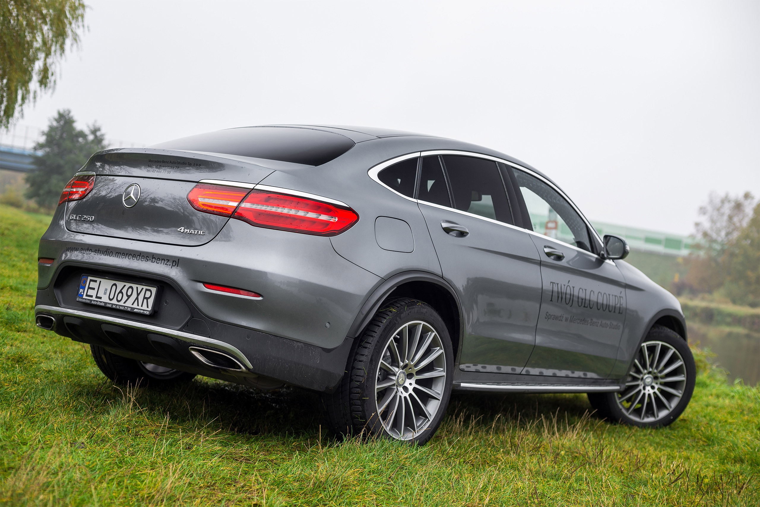 Mercedes Glc Coupe Dane Techniczne Fiat World Test Drive