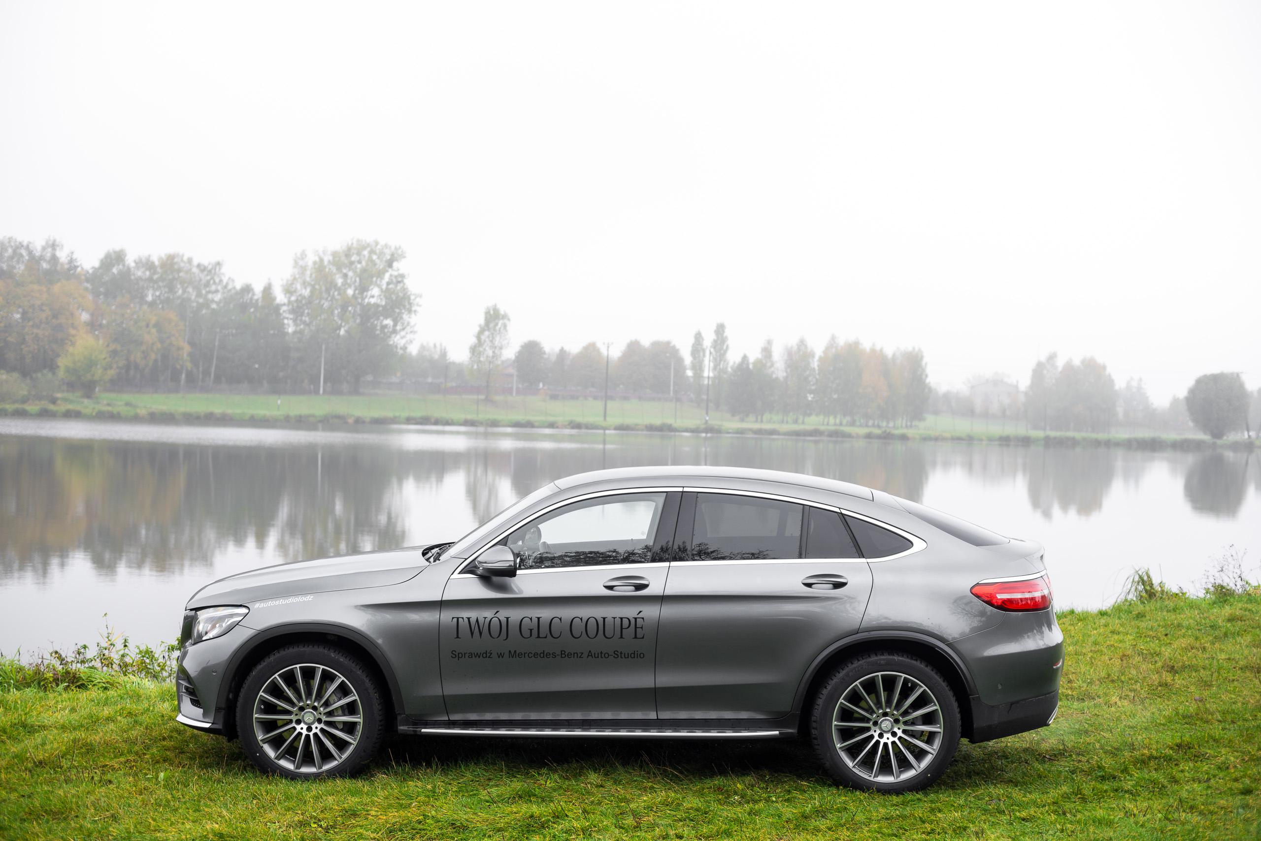 Mercedes Benz GLC 250 4MATIC Coupé test
