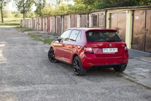 2015 Škoda Fabia Monte Carlo 1.2 TSI 110 KM DSG - test | fot. Wiktor Smogór