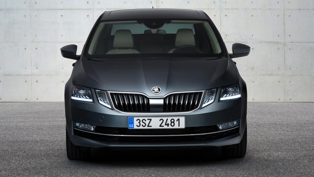Škoda Octavia FL