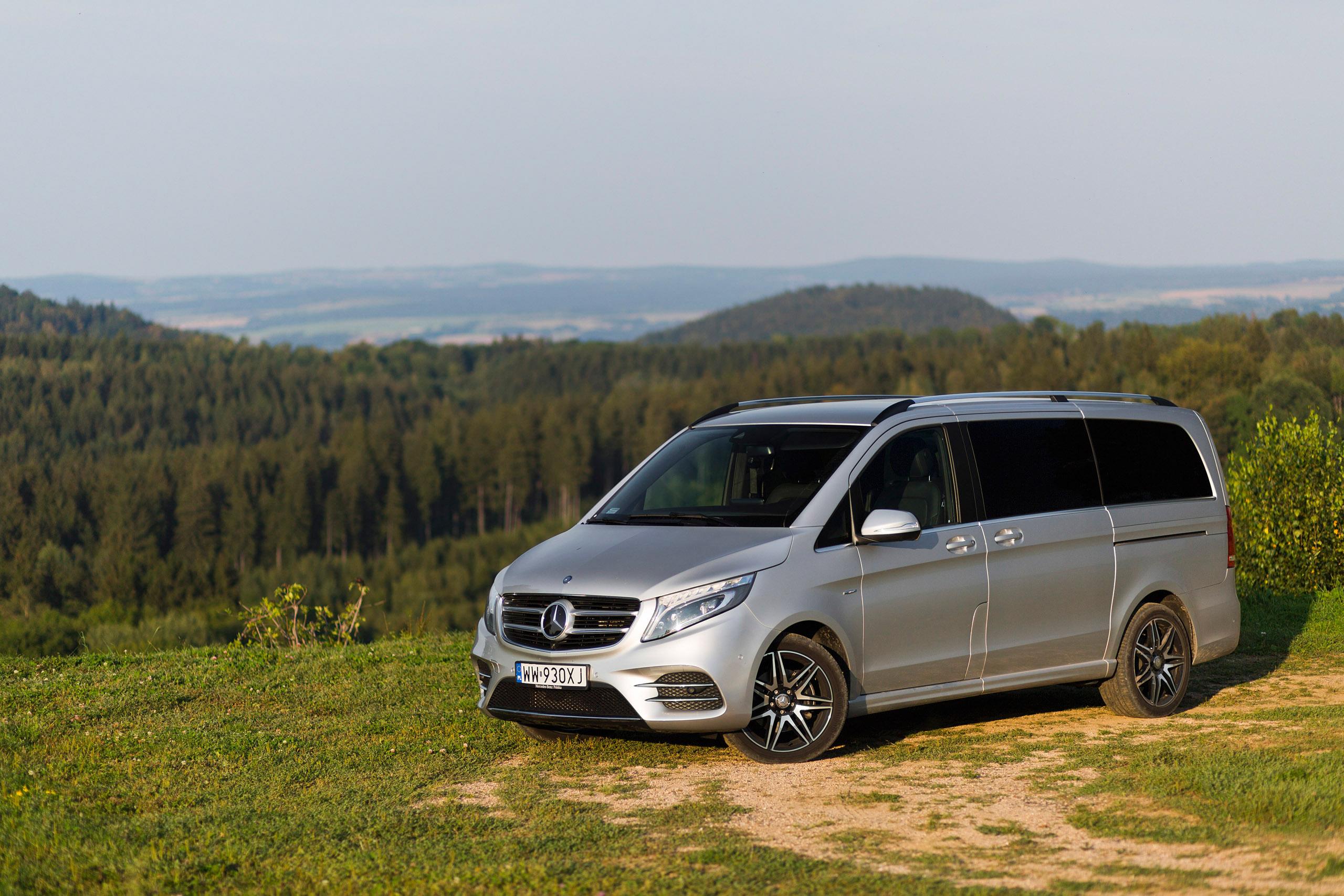 Mercedes benz v 250d amg line test project automotive for Mercedes benz v