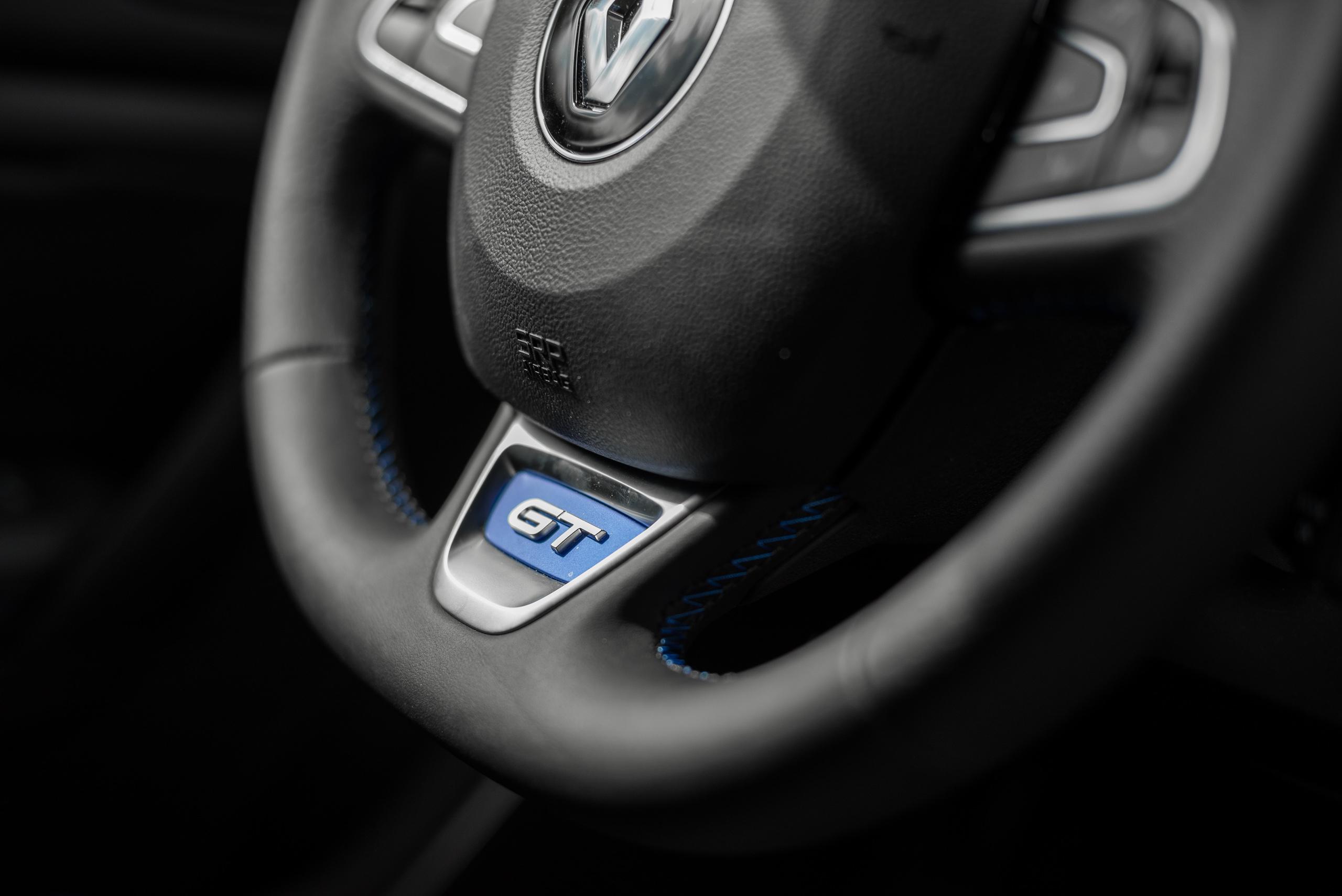 Renault Megane Gt 1 6 Tce Edc 205km Test Project Automotive