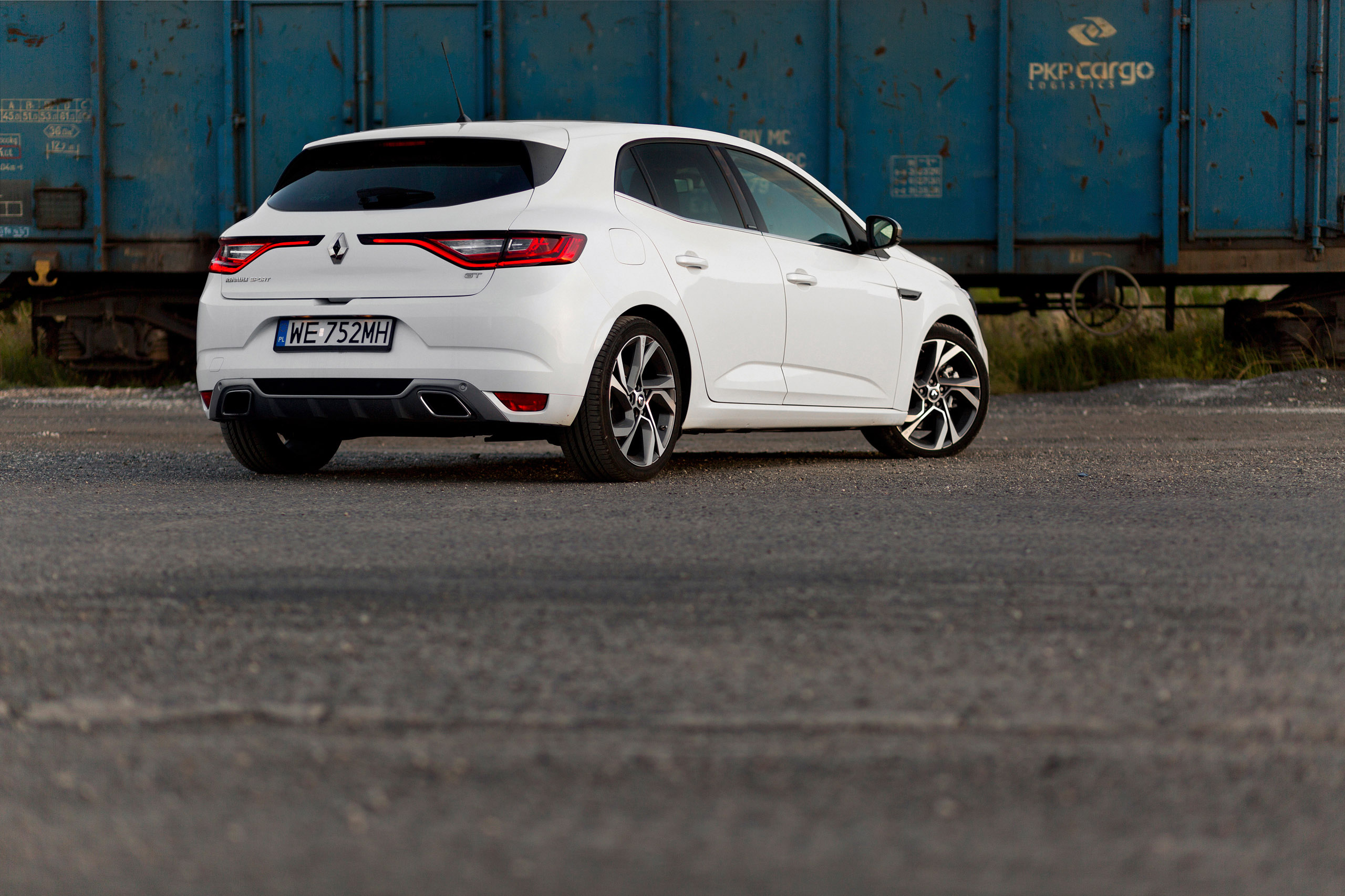 Renault Megane Gt 1 6 Tce Edc 205km Test Project Automotive
