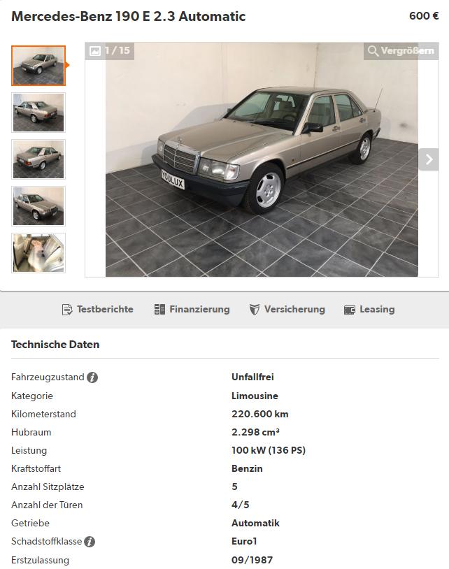 mercedes-190-1987