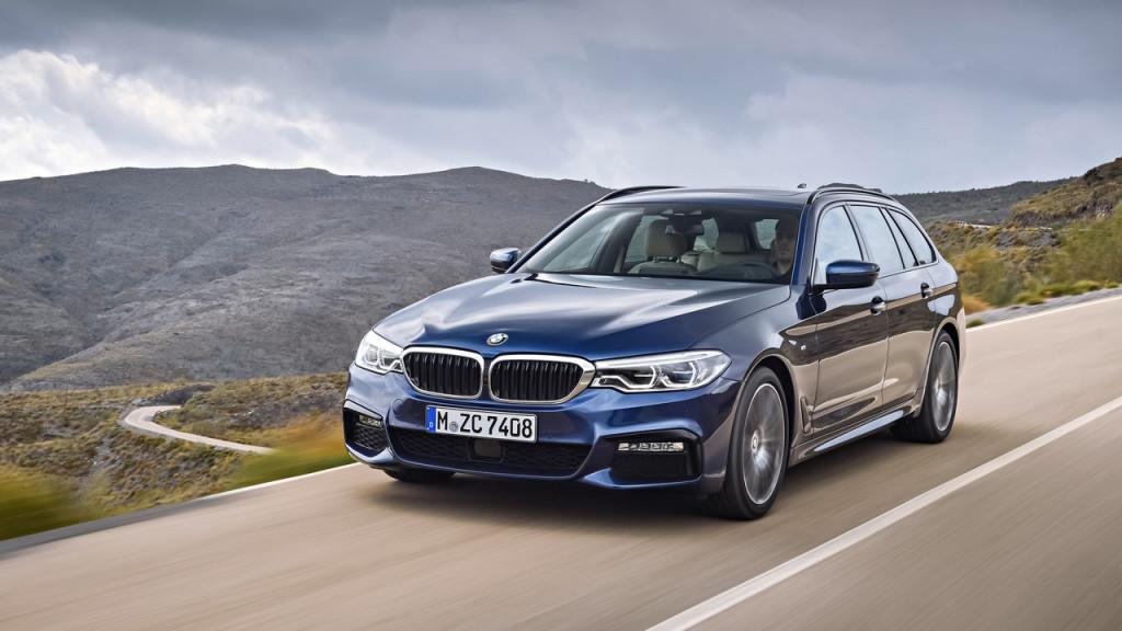 BMW 5 G31 Touring