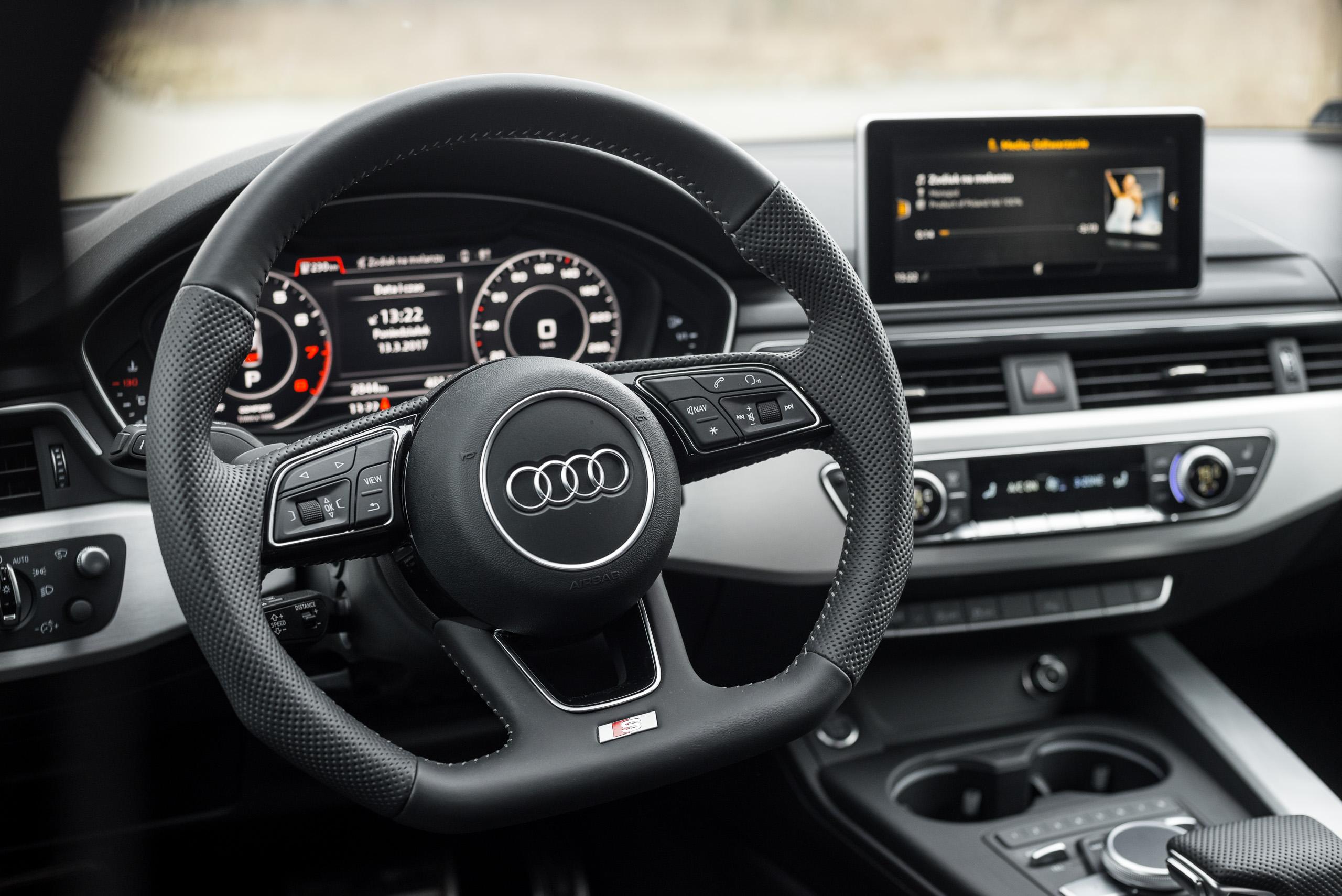 Audi a5 sportback 20 tfsi quattro stronic test