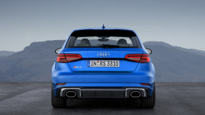 2017 Audi RS3 Sportback