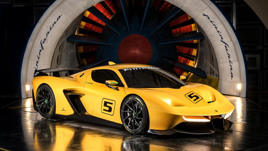 2017 Fittipaldi EF7 Vision Gran Turismo
