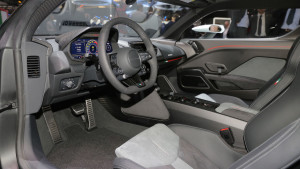 2017 Italdesign Zerouno fot. Motor1.com