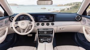 2017 Mercedes E Cabrio