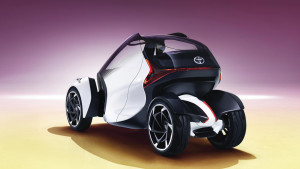 2017 Toyota i-TRIL Concept