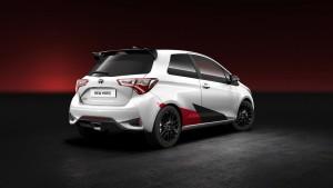 2017 Toyota Yaris GRMN Turbo