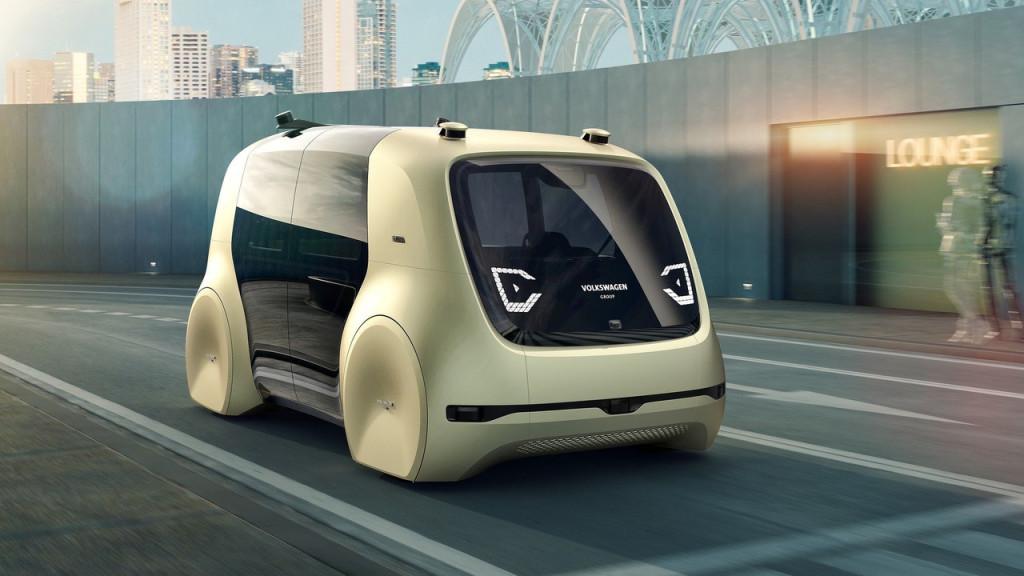 2017 VW Sedric Concept