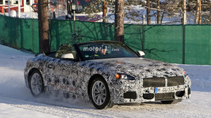 2018-bmw-z5-spy-photo