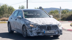 2019-mercedes-amg-a40-spy-photo