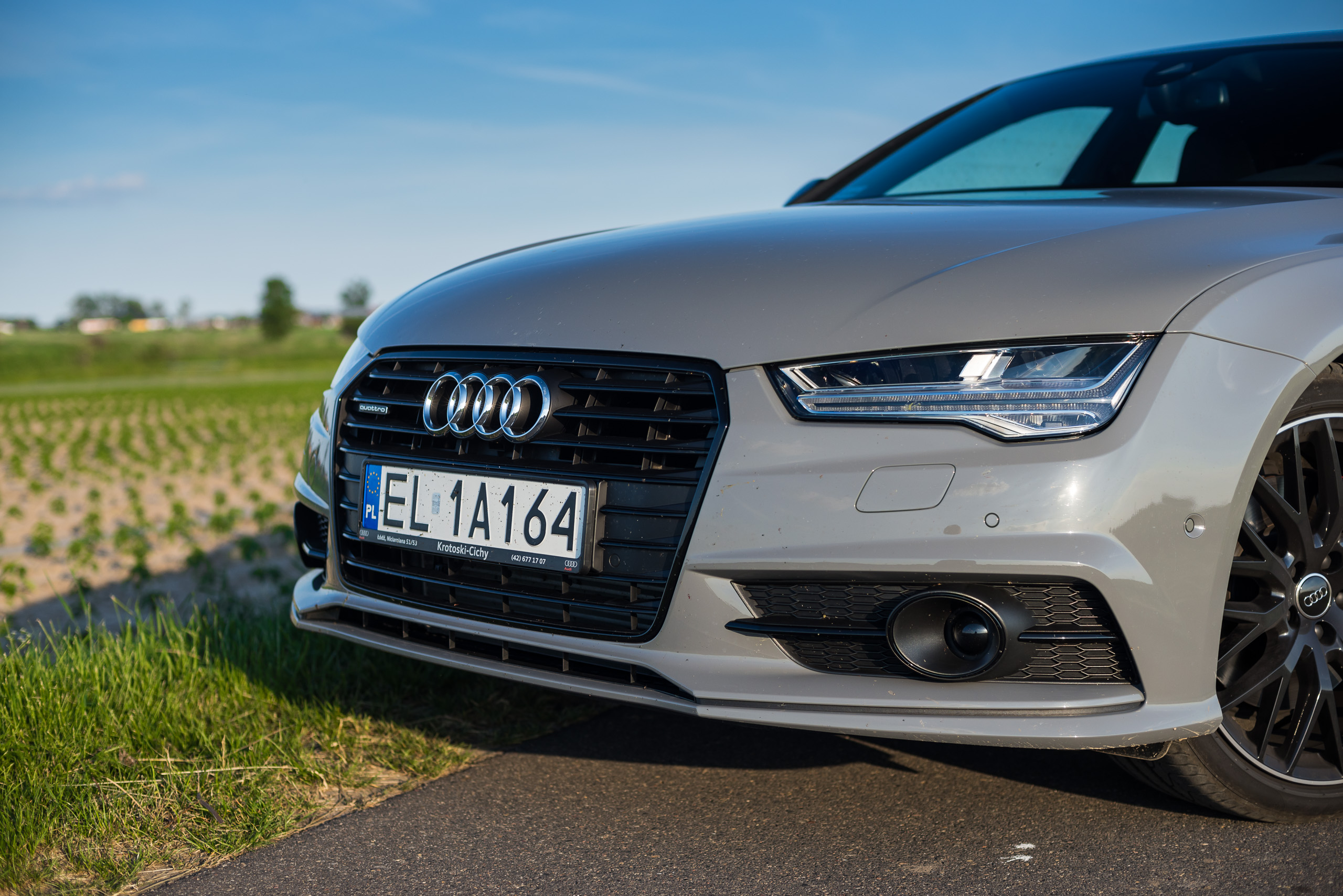 audi a7 sportback 3 0 tdi competition 326 km test project automotive. Black Bedroom Furniture Sets. Home Design Ideas