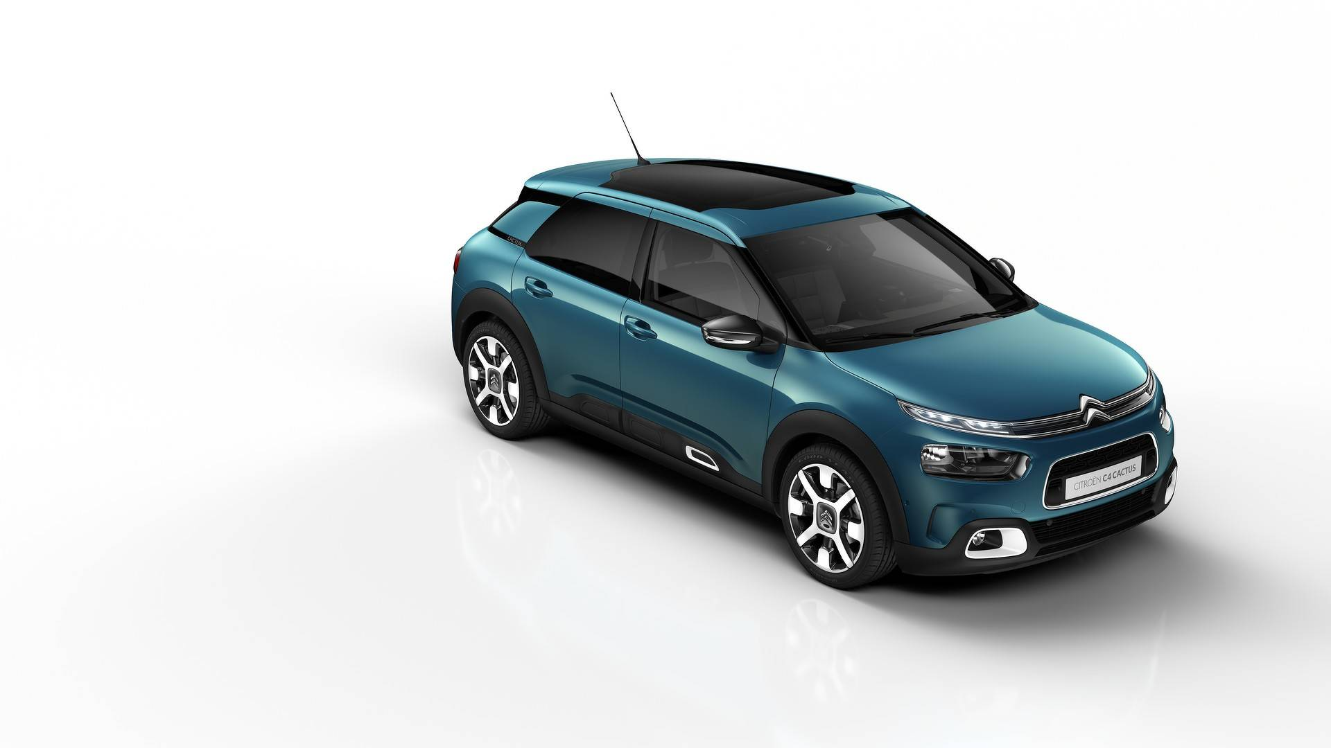 citroen c4 cactus 2018 dojrzalszy project automotive. Black Bedroom Furniture Sets. Home Design Ideas