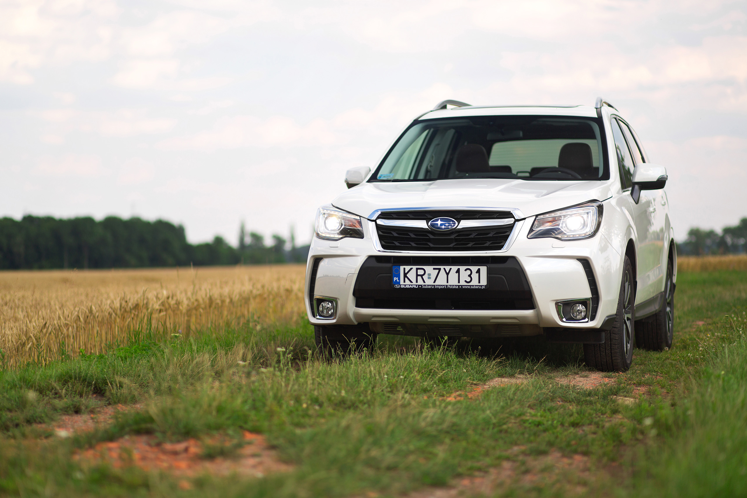 Subaru Forester 2 0xt Platinum 2017 Oryginal Project Automotive