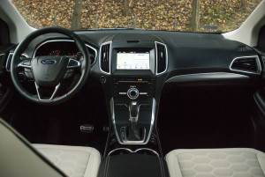 Ford Edge Vignale 2.0 TDCI 210 KM Powershift - test | fot. W.Smogór