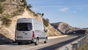 Weltpremiere Mercedes-Benz Sprinter 2018